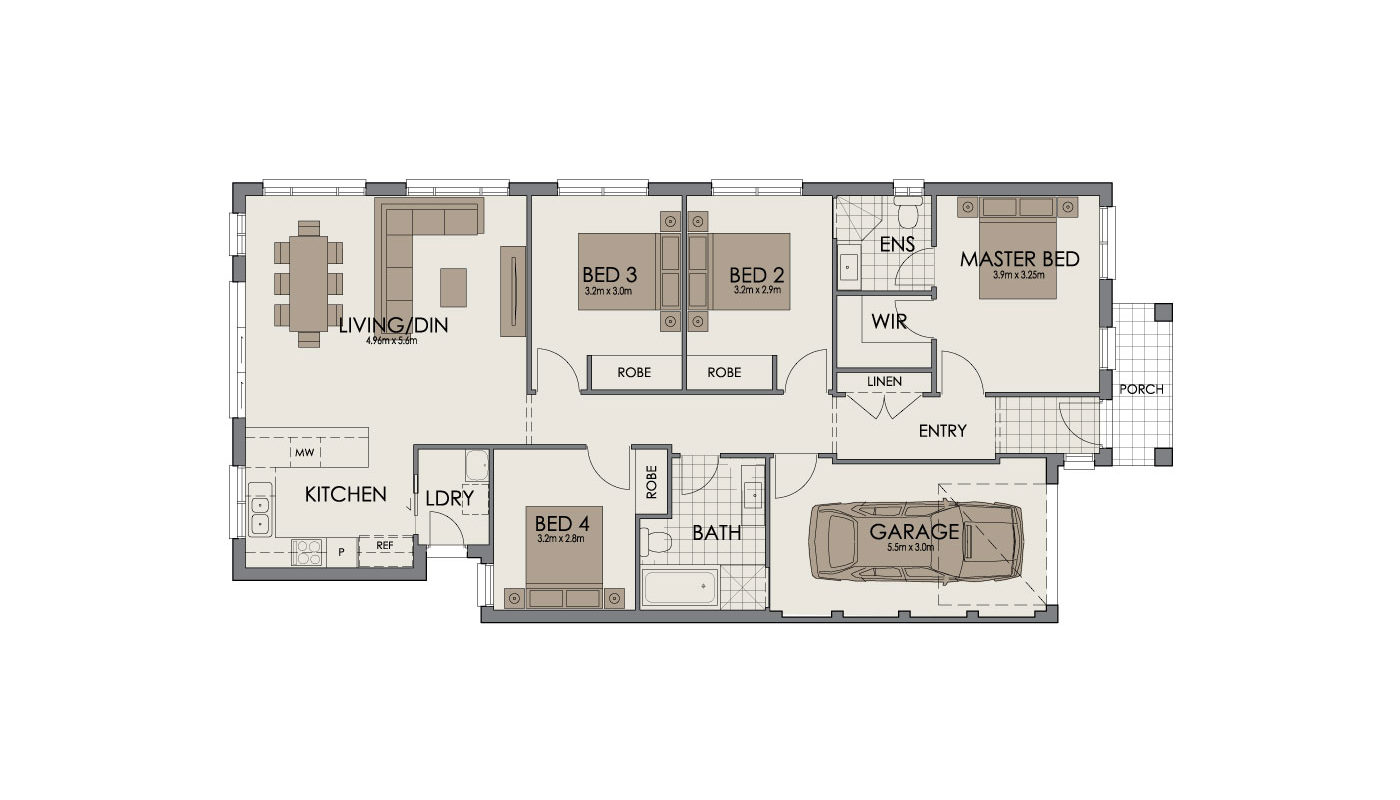 Lot 3107 Elara Estate