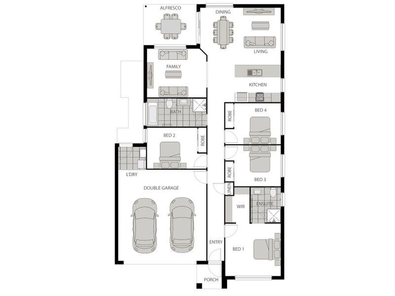 Lot 204 Burbank Cres ,Braeburn Estate, Hunterview, NSW 2330