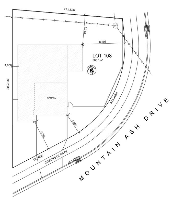 Lot 108 Mountain Ash Drive, Cooranbong, NSW 2265